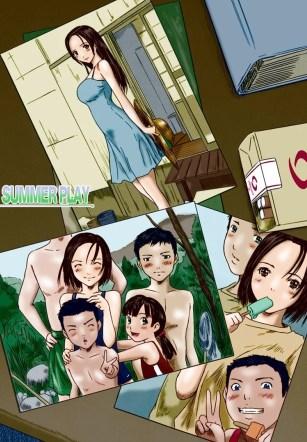 ครั้งแรกกับลูกพี่ลูกน้อง หลังจากนั้นก็ทุกๆ ปีก็… – [Kisaragi Gunma] Summer Play (Love Selection)